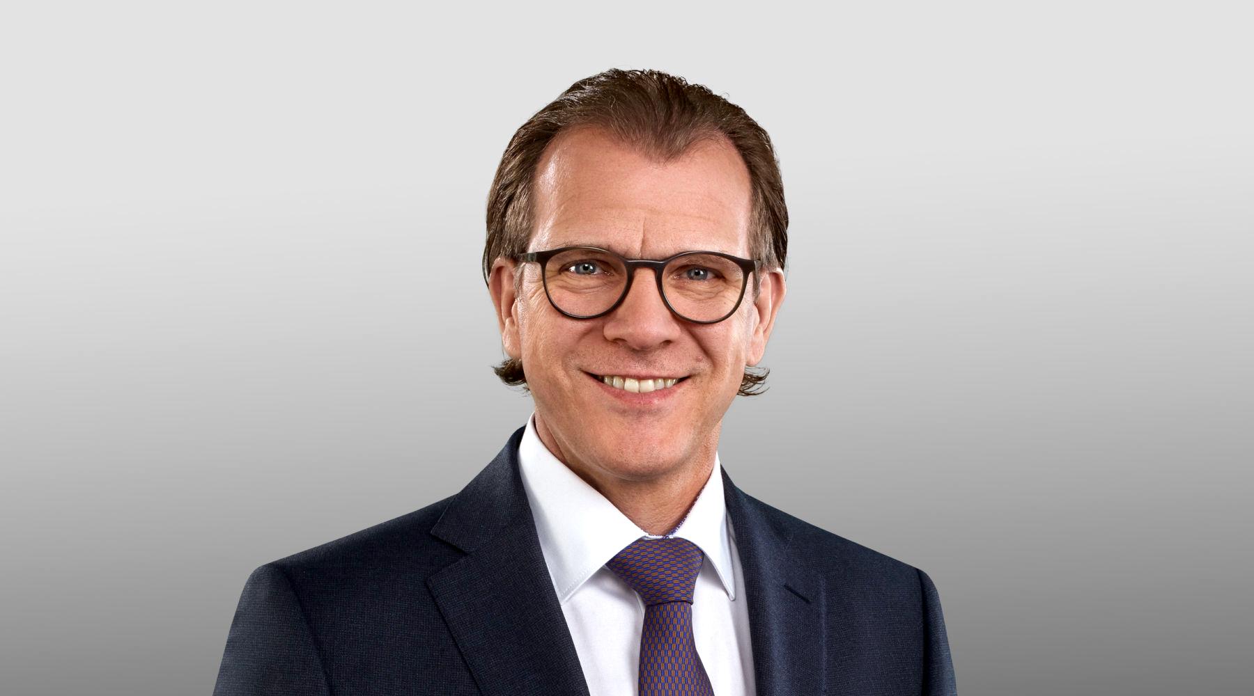 Chams Gemeindepräsident Georges Helfenstein (CVP).