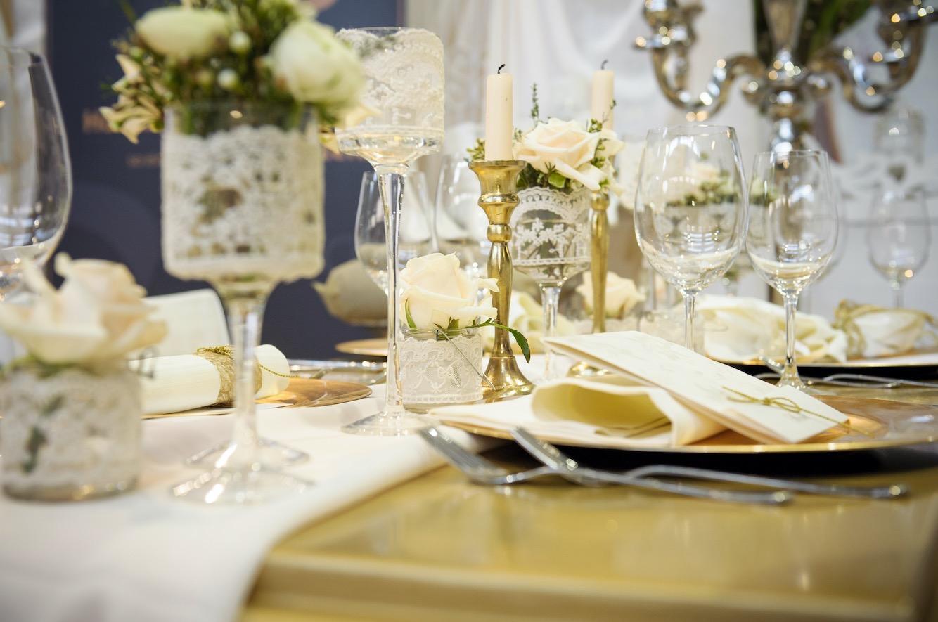 An der Hochzeitsmesse Luzern können sich Paare für ihre Hochzeit in allen Bereichen beraten und inspirieren lassen.