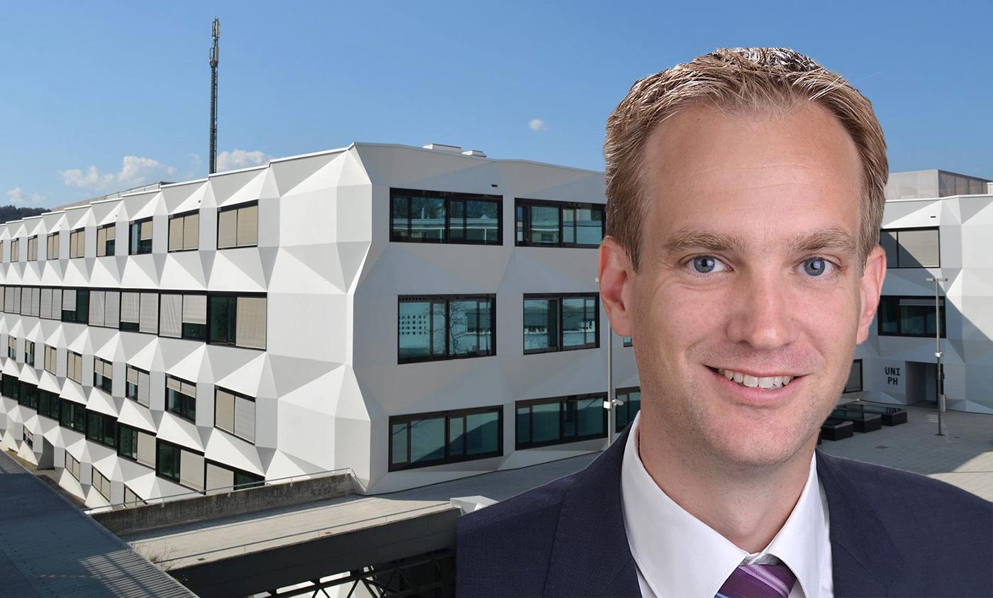 Rechtsprofessor Nicolas Diebold befasst sich der Universität Luzern mit Fragen zu Regulierungen.