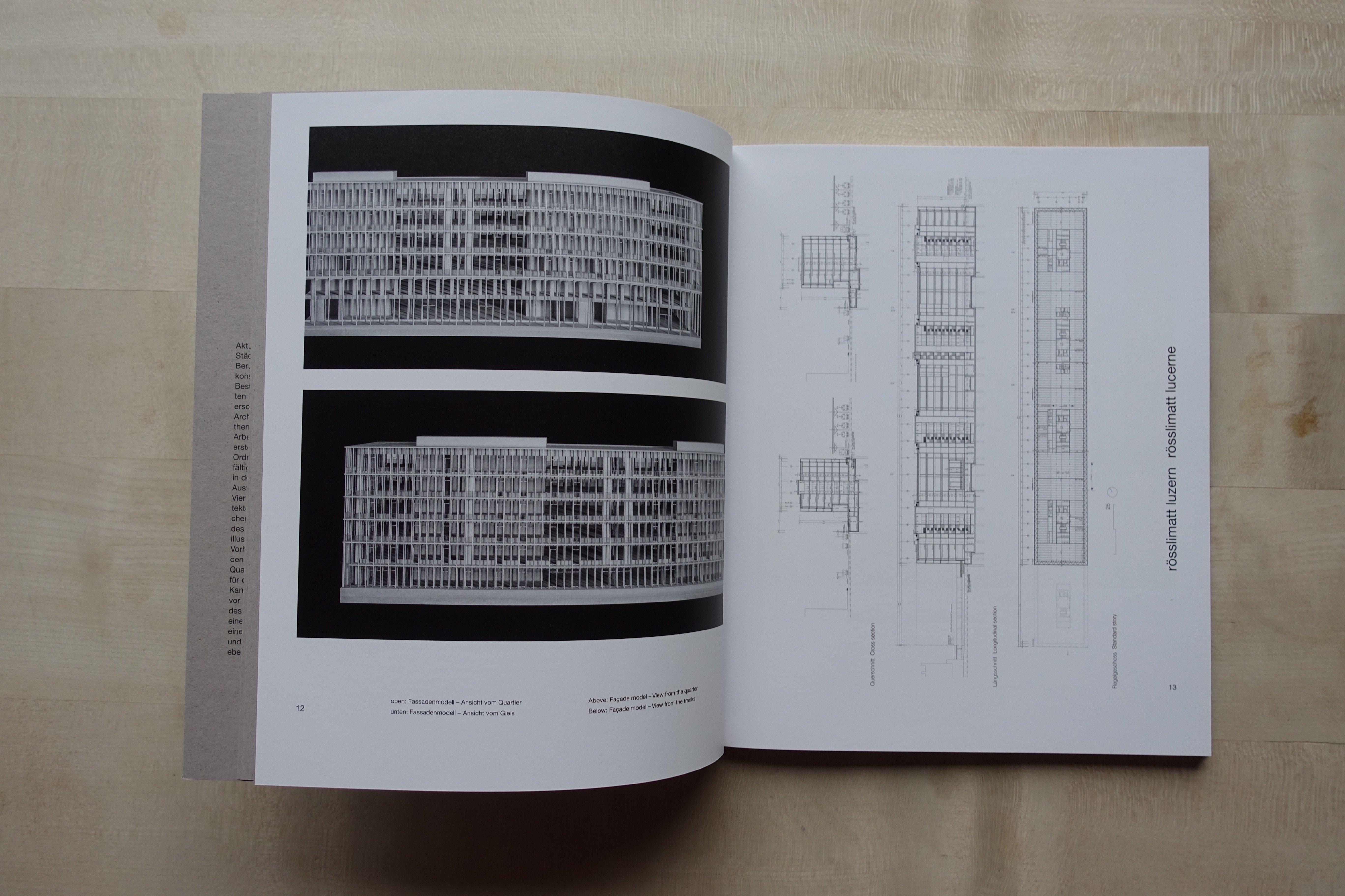 Katalog Rolf Mühlethaler, Bildseite (Foto: Gerold Kunz)
