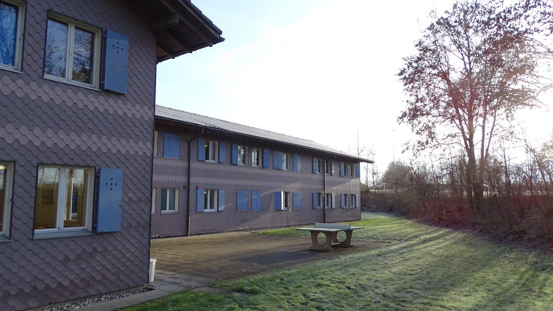 Asyl Durchgangsstation Steinhausen