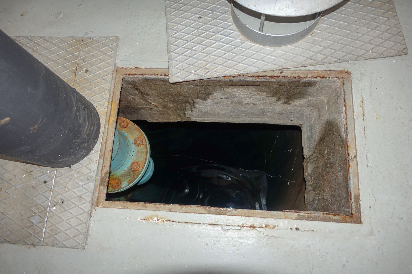 Blick in den Untergrund: Über bestehende Grundwasserbrunnen wird künftig Energie gewonnen.