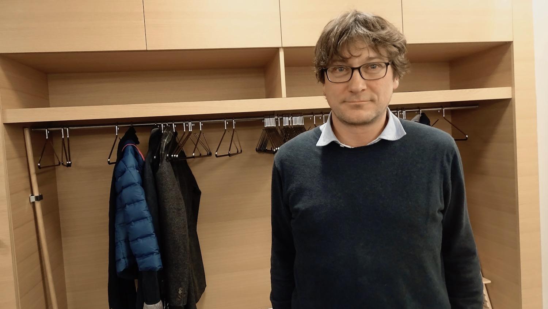 «Die Leute haben Angst»: Marius Fischer äussert scharfe Kritik am Regierungsrat.
