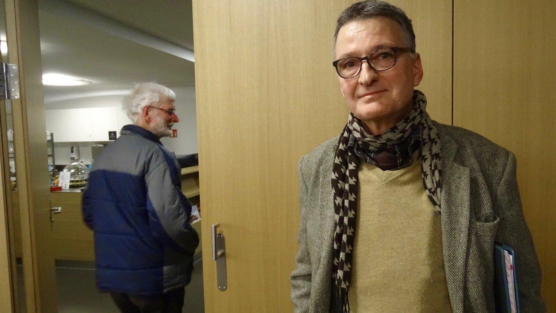 Glaubt nicht mehr an einen Dialog: Felix Kaufmann.