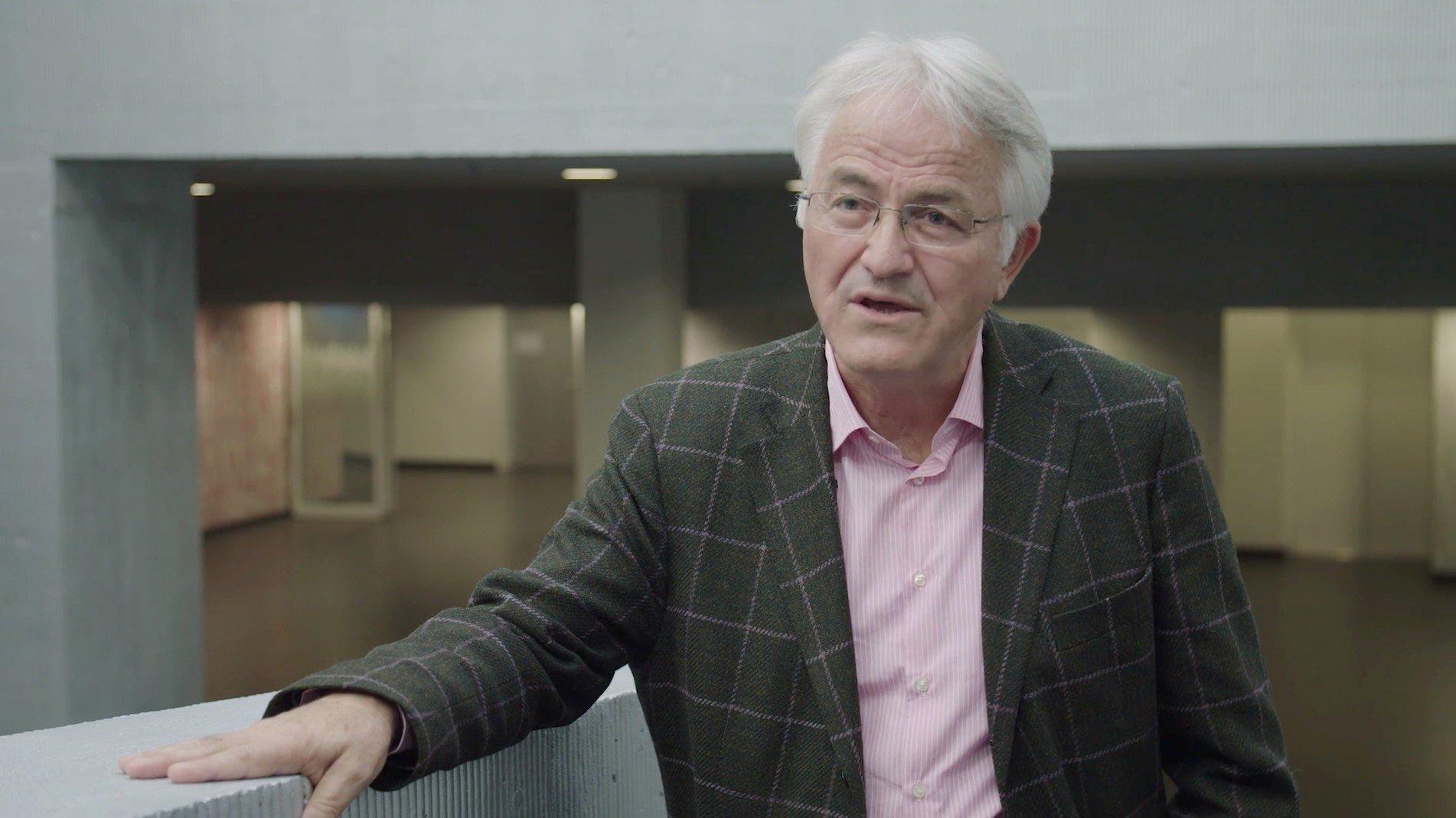 Reto Siebers Aussagen im Film «Kopf oder Zahl» sorgen für rote Köpfe bei der Universität Luzern.