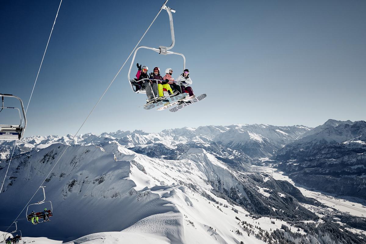 Skivergnügen auf dem Brienzer Rothorn – dem höchsten Luzerner Berg