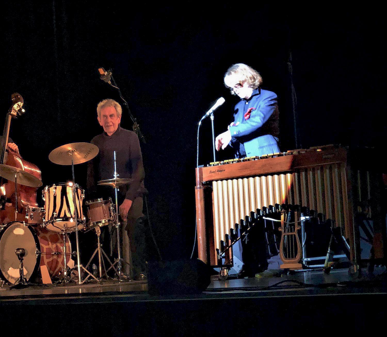 Egal welches Instrument, Helge Schneider beherrscht es.
