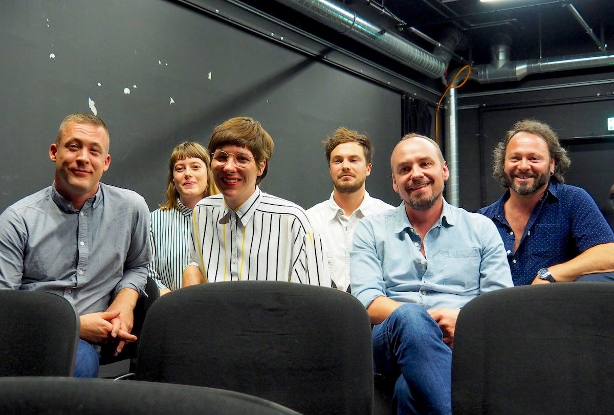 Der neue Vorstand des Südpol: Marc Schwegler, Nina Laky, Selina Beghetto, Samuel Konrad, Thomas Duss und Patrick Zumbühl (v. l.).