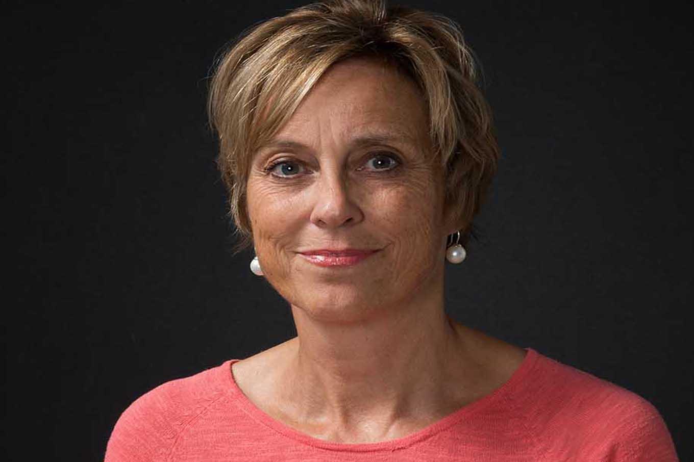Birgitte Snefstrup vom Luzerner Verein für die Interessen der Sexarbeitenden («Lisa»).