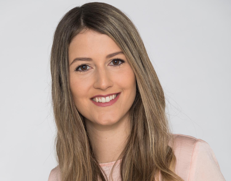 Jessica Glaus kandidiert für die SVP im Wahlkreis Sursee.