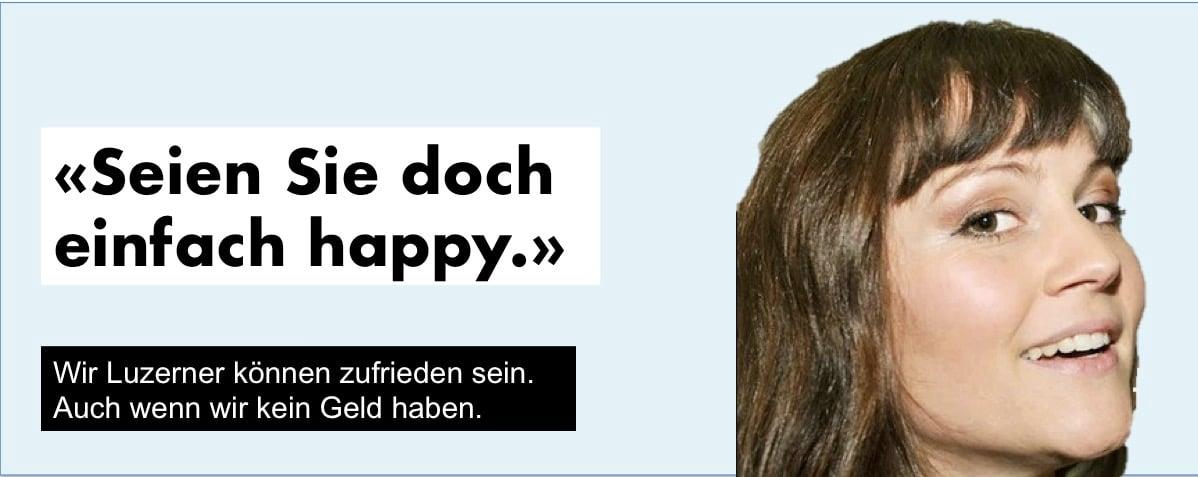 Sängerin Heidi Happy zeigt im Namen, dass man auch einfach glücklich sein könnte.