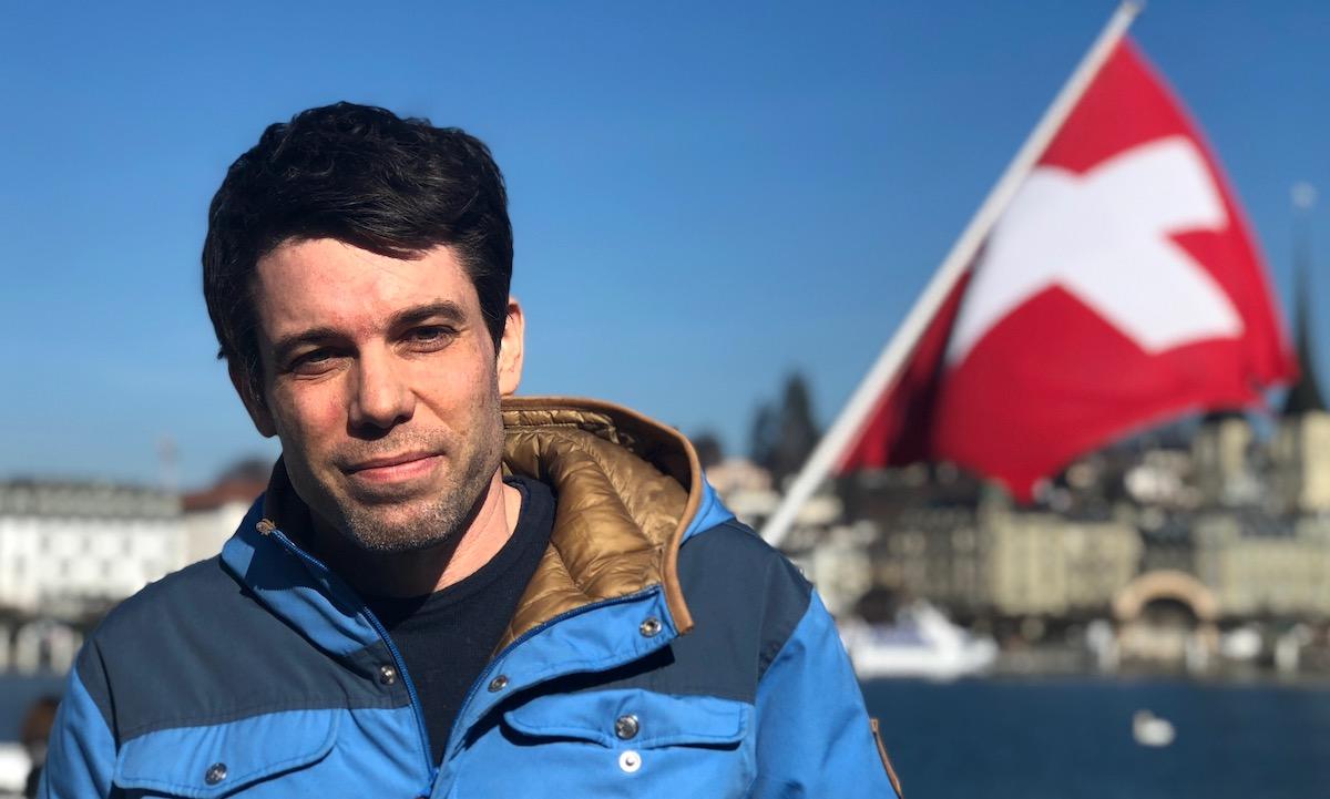 In Luzern zu Hause: Koni Gebistorf alias Niko Stoifberg.
