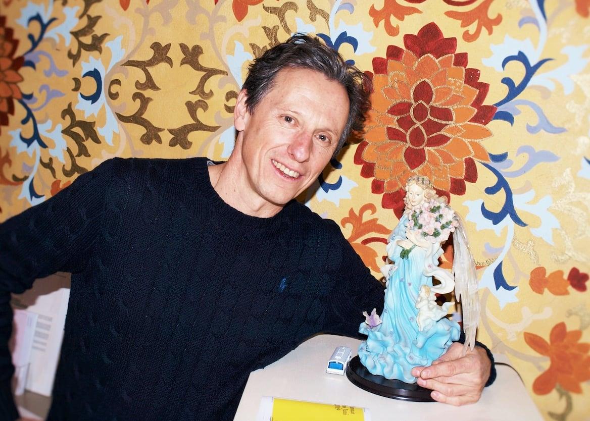 Zusammen mit Jürg Lischer veranstaltet André Schürmann seit über 20 Jahren Literatur auf der Bühne.