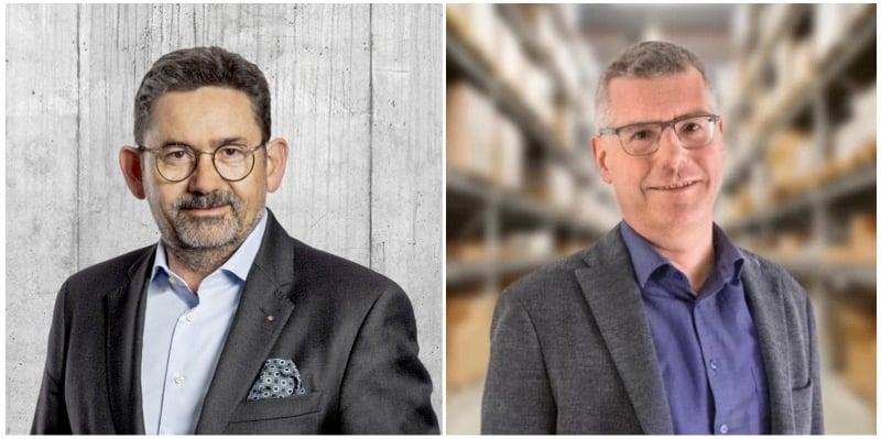 Die politischen Profile von Mark Buchecker (links) und Markus Sigg (rechts) passen nicht zurecht zu ihren Parteien.