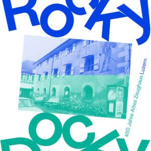 Rocky Docky – 450 Jahre Altes Zeughaus Luzern