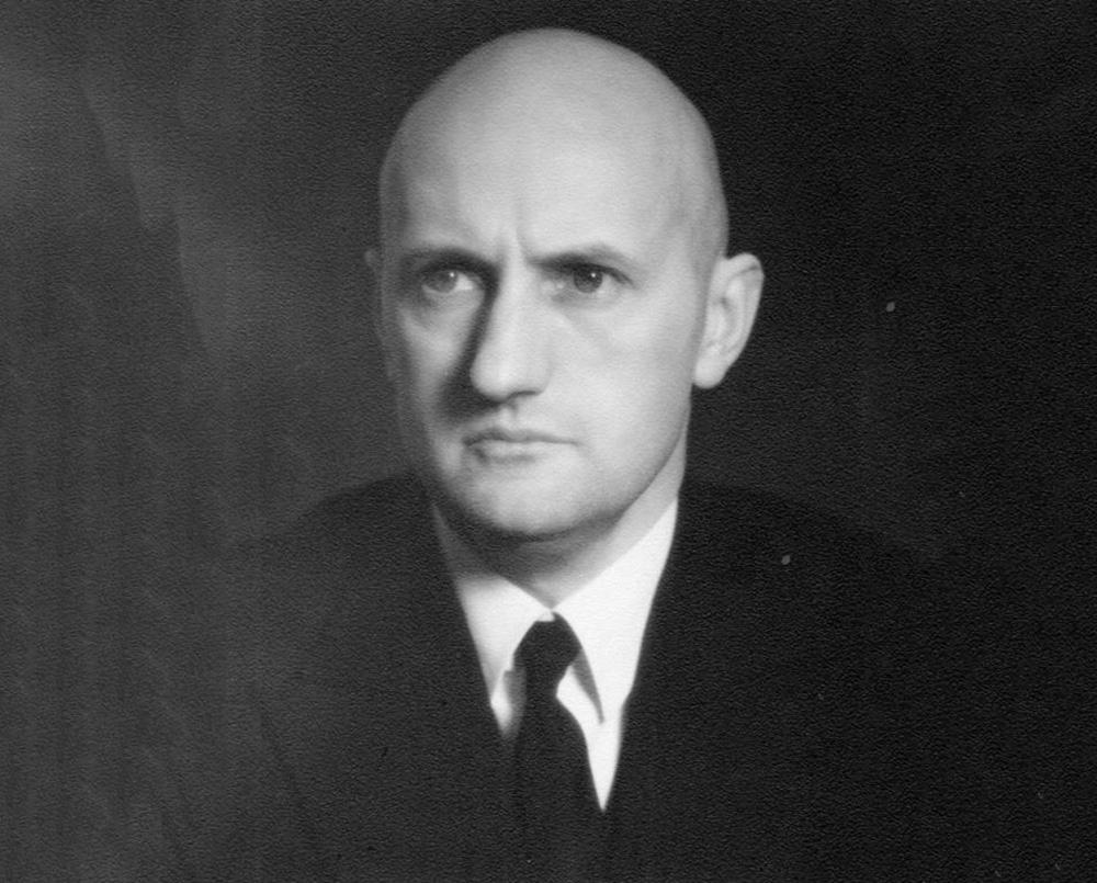 Philipp Etter (1891–1977) wurde als erster Zuger in den Bundesrat gewählt.