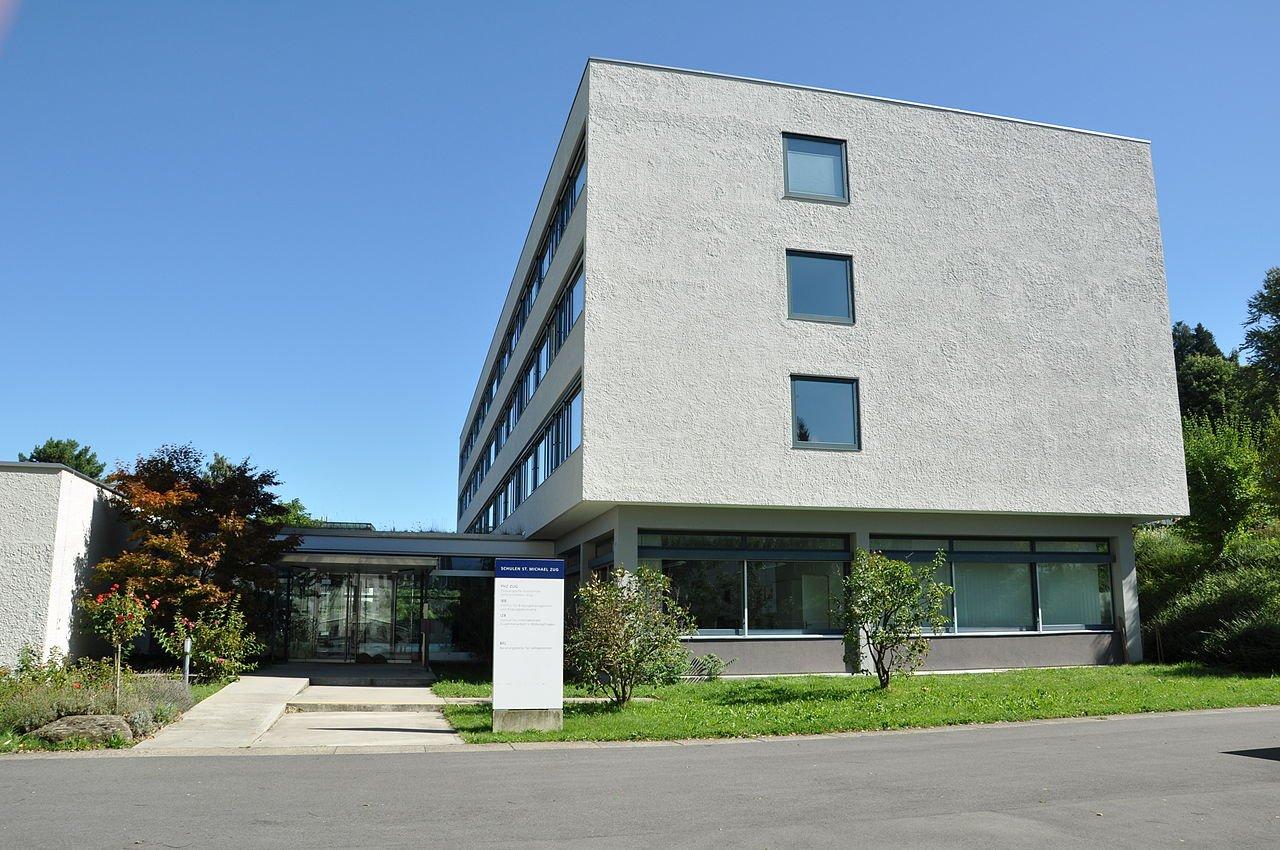 Die Brutstätte: Das Lehrerseminar St. Michael in Zug.