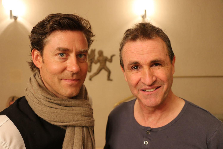 Waren jahreland als Duo Edelmais unterwegs: Sven Furrer (links) und René Rindlisbacher.