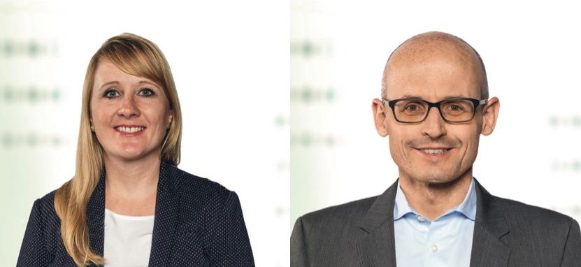 Claudio Huser und Simon Howald sitzen für die Grünliberalen im Kantonsrat.