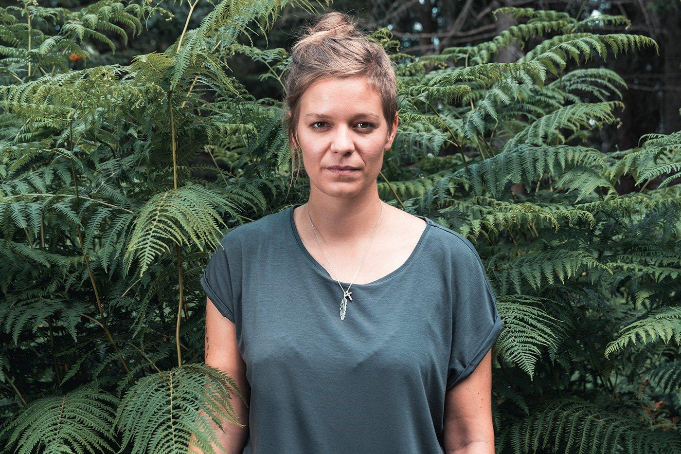 Karin Steffen alias Me & The Magic Horses veröffentlicht ihr erstes Solo-Album.
