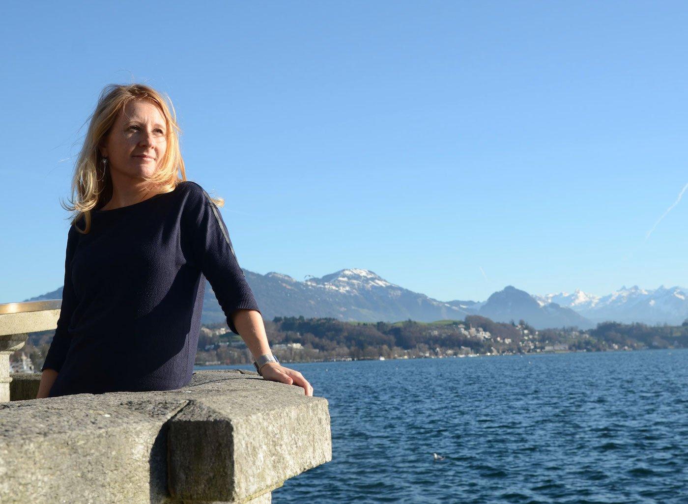 GLP-Politikerin Claudia Huser Barmettler fordert, dass die Bevölkerung mitreden kann bei der Spange Nord.
