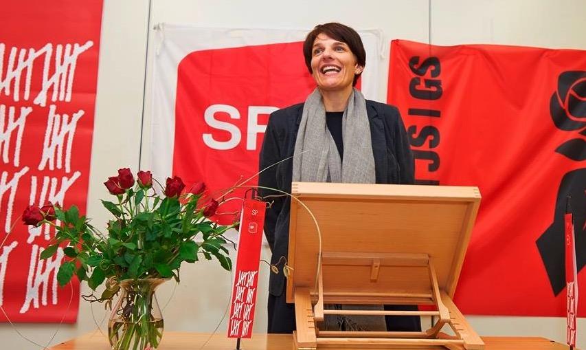 Sursee wird immer urbaner. Politisch hatte dies bisher kaum Auswirkungen, die SP besetzt mit Yvonne Zemp (Bild) lediglich eines der heute 21 Mandate.