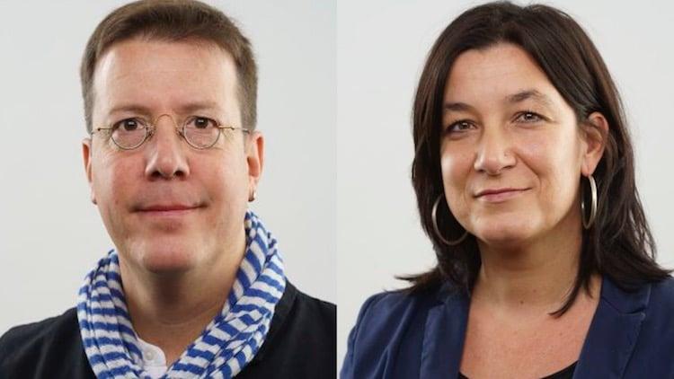 Wollen im Kantonsrat bleiben: Die Grünen Hannes Koch und Christina Reusser.