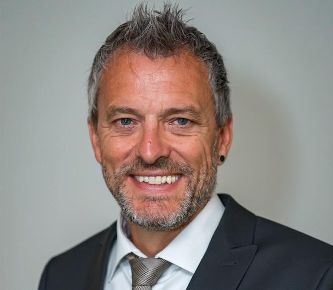 Alexander Stadelmann, Geschäftsführer der TCS-Sektion Waldstätte.