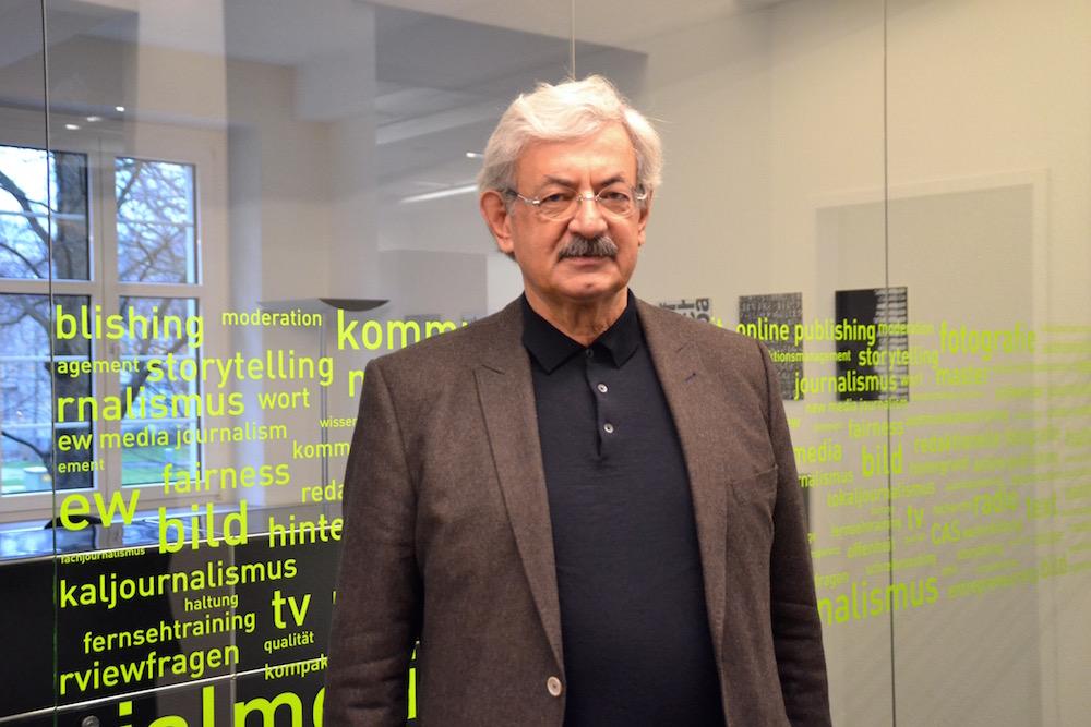 Iwan Rickenbacher war 1988 bis 1992 CVP-Generalsekretär, ist heute als Kommunikationsberater und Politik-Experte tätig und war lange MAZ-Stiftungsratspräsident.