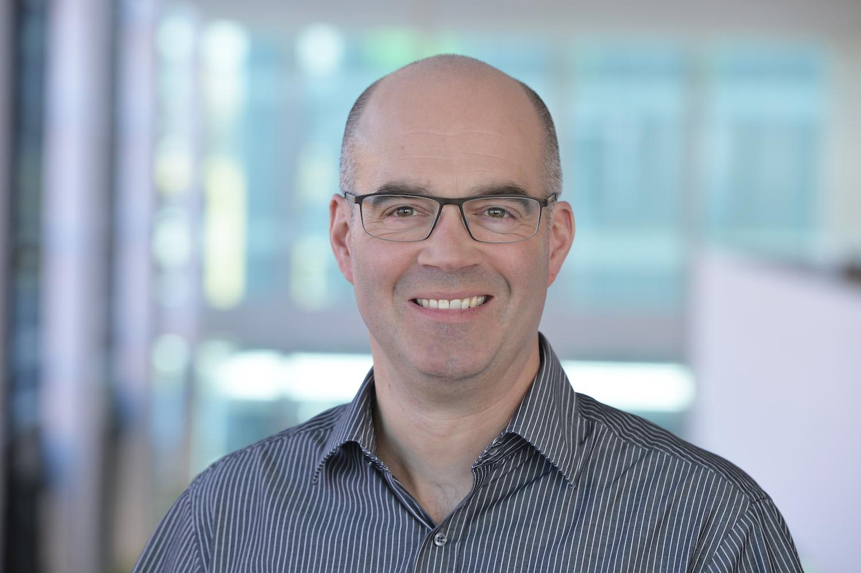 Matthias Winistörfer ist seit 2010 Spitaldirektor in Baar.