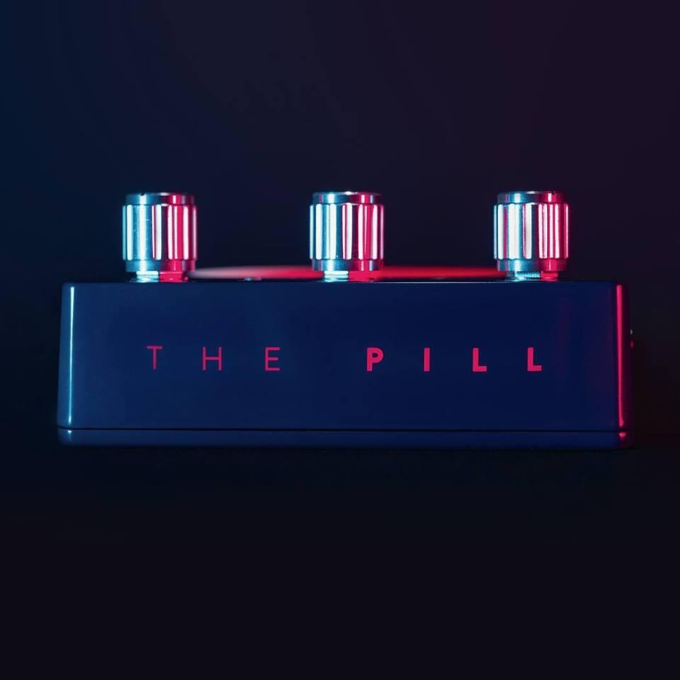 Sieht einfach aus, kann aber viel: Das Effekt-Geräth «The Pill».