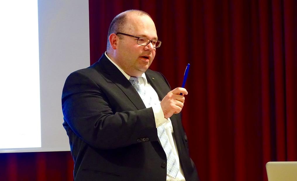 SVP-Finanzpolitiker Armin Hartmann hat die Vorlage massgeblich mitgeprägt.