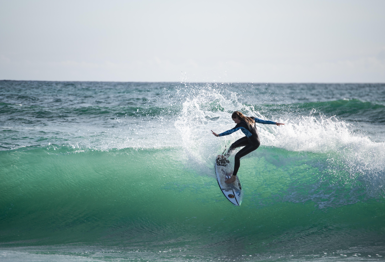 Reist den Wellen nach: Alena Ehrenbold.
