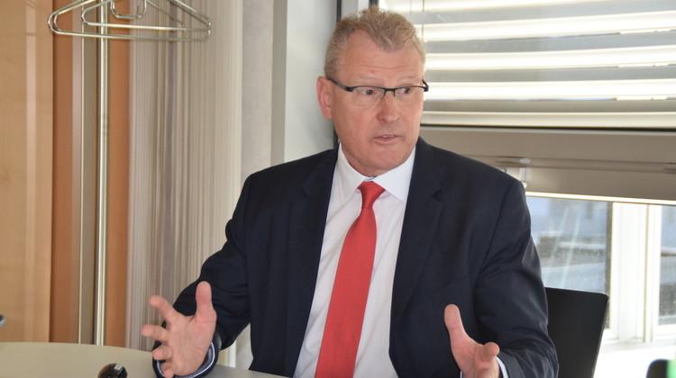 Heinz Tännler über Crypto-Leaks, Begrenzungsinitiative und die Fifa