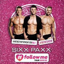 SIXX PAXX #followme Tour
