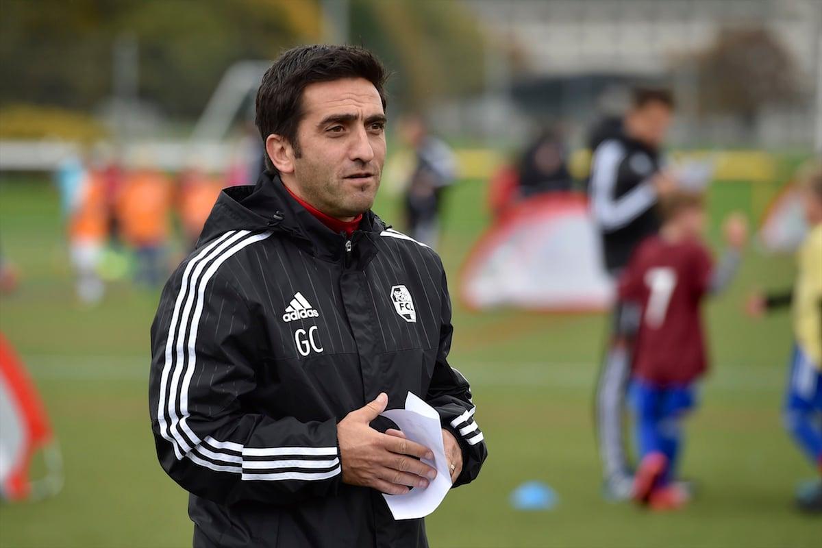 Genesio Colatrella ist der technische Leiter Nachwuchs des FC Luzern.