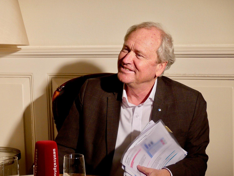 Paul Winiker SVP Regierungsrat Kanton Luzern Wahlen Politik