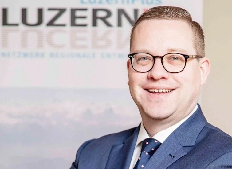 Armin Camenzind ist Geschäftsführer des Gemeindeverbands LuzernPlus.