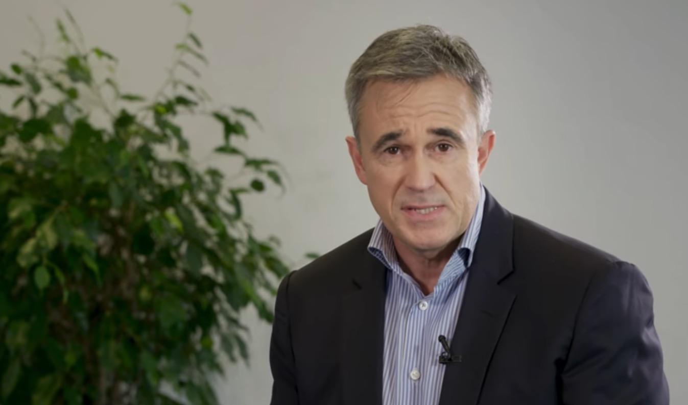 Matthias Woestmann war Verwaltungsratspräsdient von Envion.