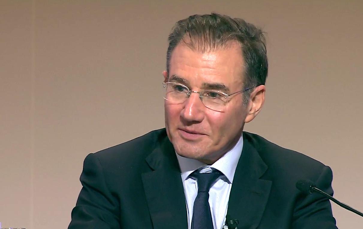 Ivan Glasenberg, CEO Glencore.