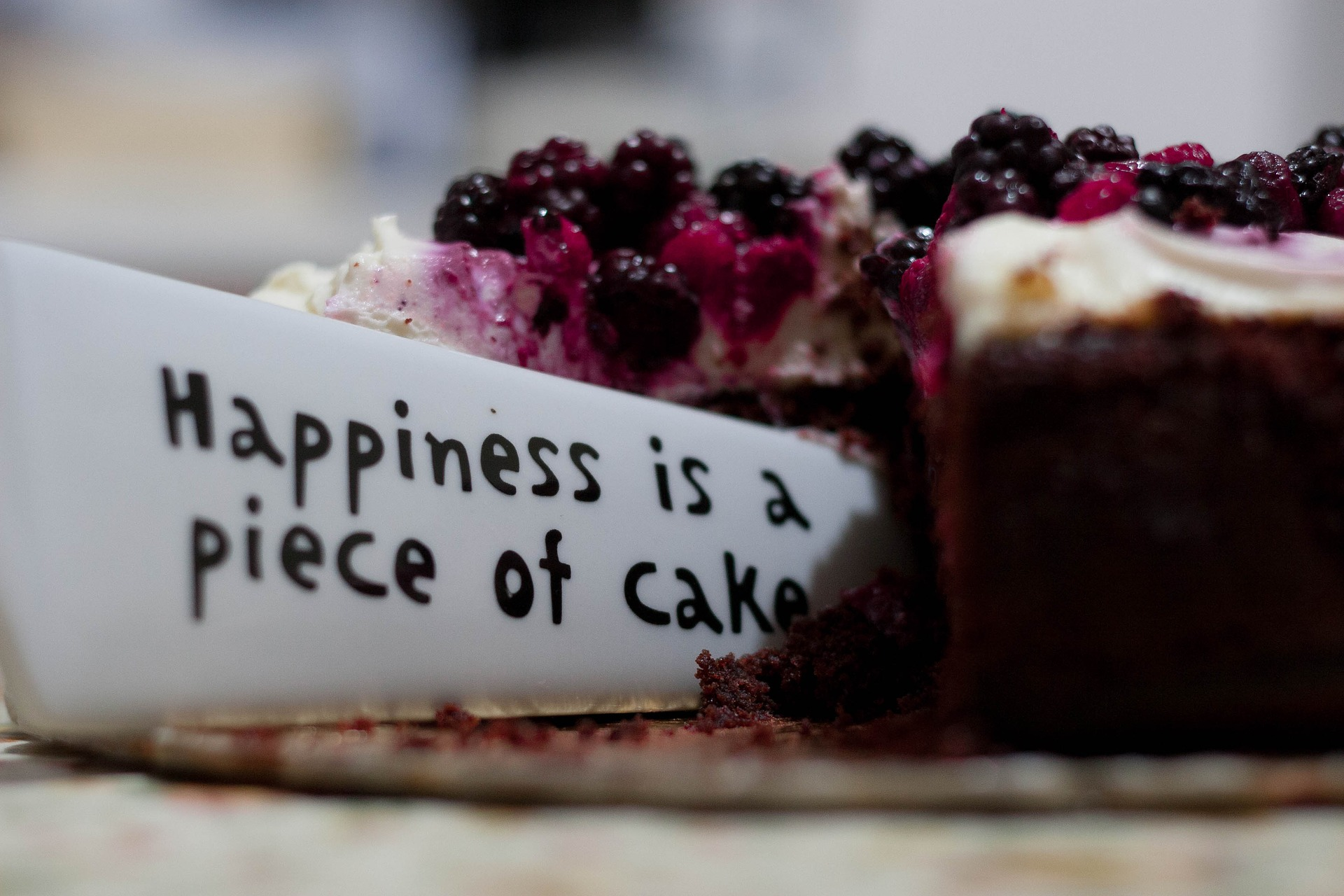Mit der Fertigmischung gelingt die Torte (fast) immer