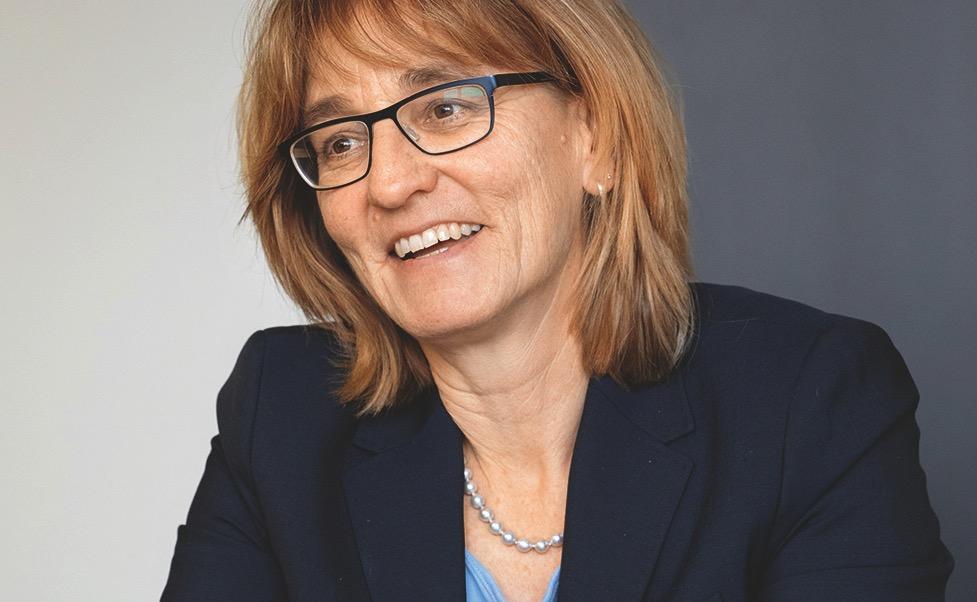 Unternehmensberaterin Yvonne Hunkeler verfolgt die Preis-Debatte rund um den öffentlichen Verkehr mit Interesse.