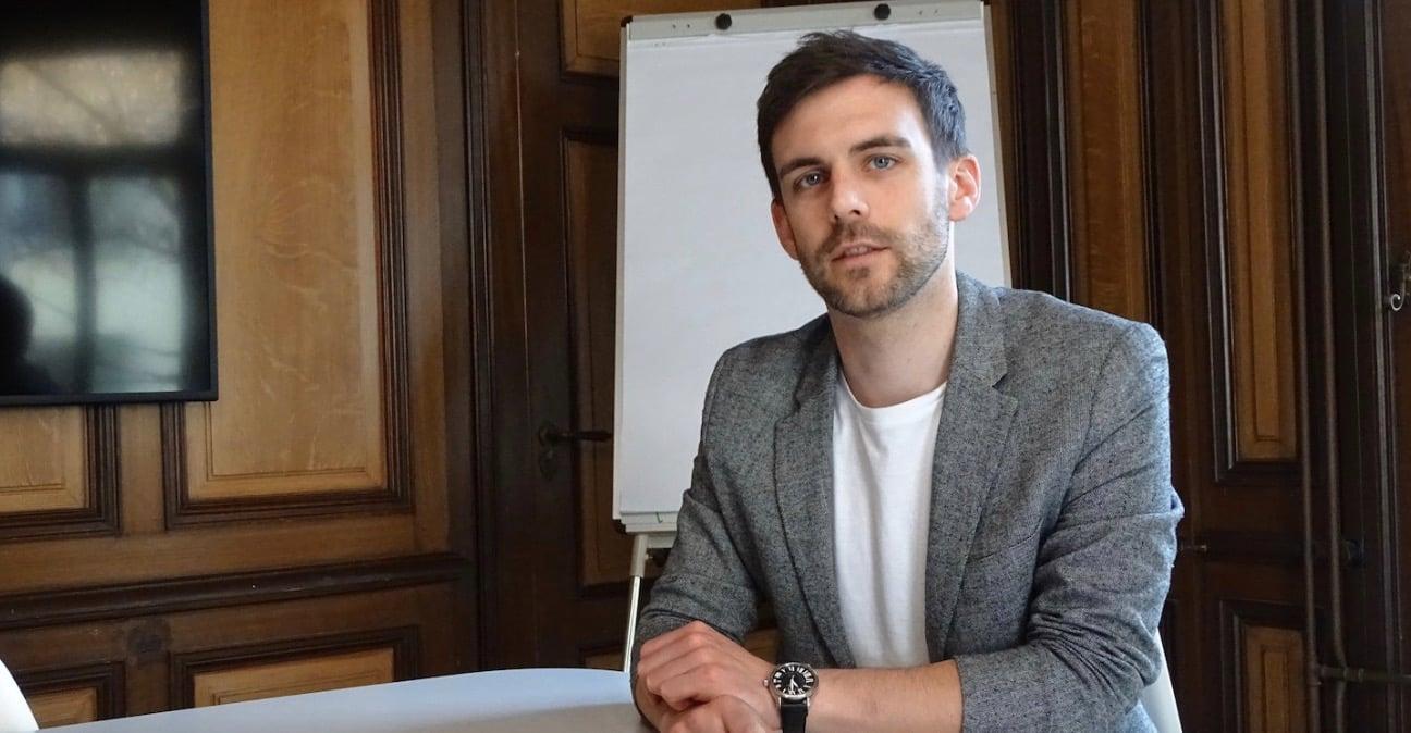 Olivier Dolder sieht für die Linken gute Chancen in Zukunft in die Regierung zurückzukehren.
