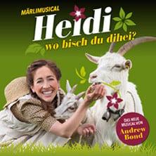 Heidi, wo bisch du dihei?