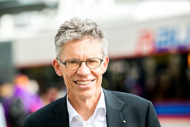 «Die Leute überlegen sich zweimal, ob sie den Bus nehmen»: VBL-Direktor Norbert Schmassmann.
