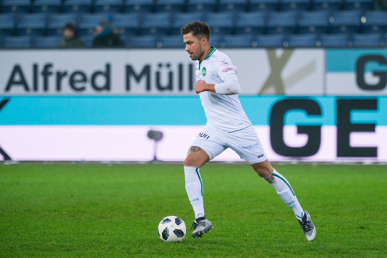 Er war 2012 der letzte Luzerner, der damals im Trikot des FC Luzern den Sprung ins Nationalteam schaffte: Heute spielt Alain Wiss für den FC St. Gallen.