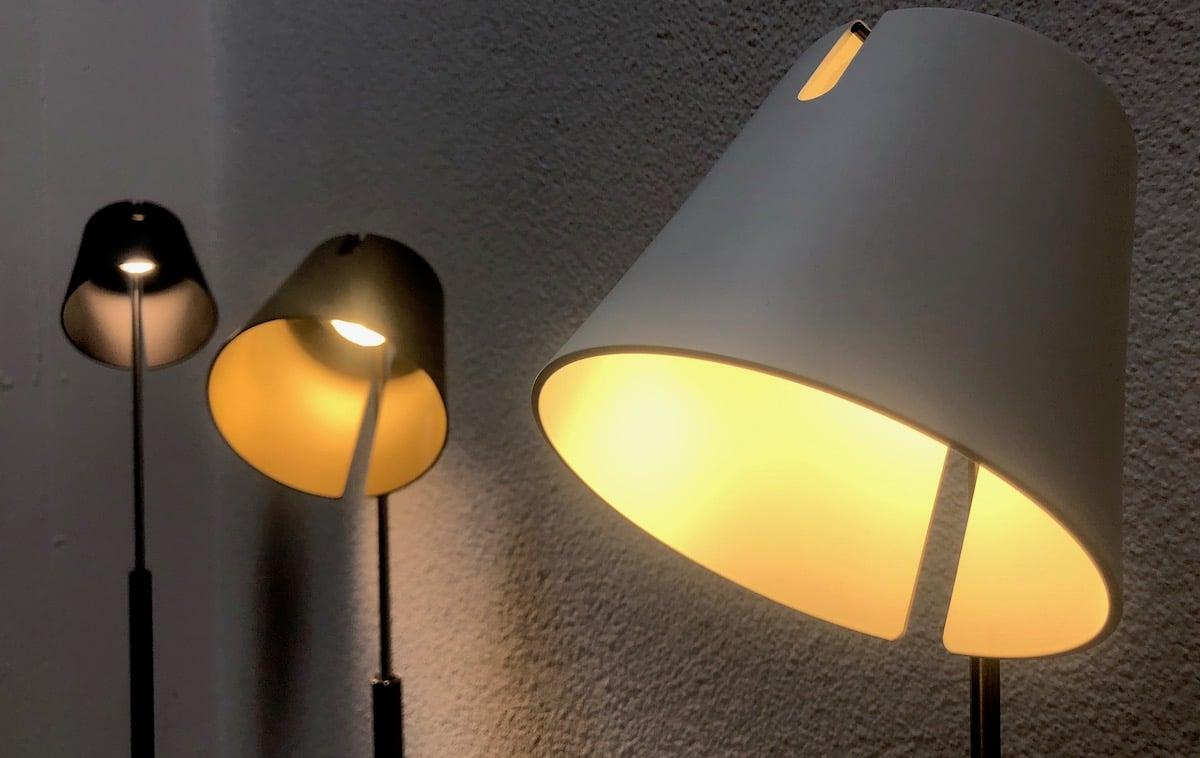 Neuer Exportschlager: die Leuchte «Fez».