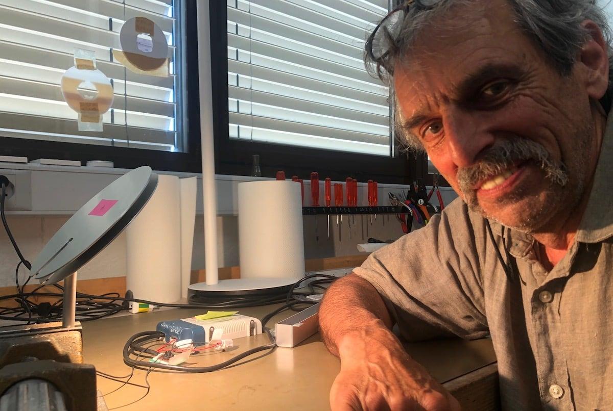 «Rosmarie hat ein untrügliches Gespür»: Gabriel Baltensweiler über seine Mutter.