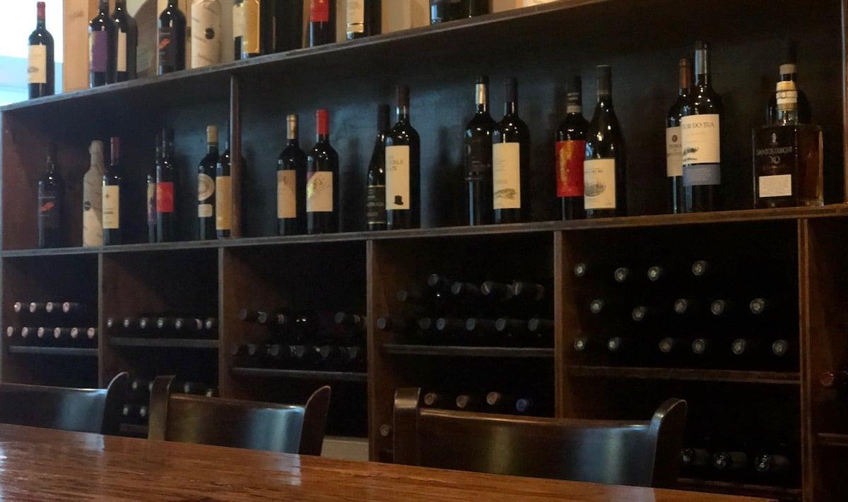 Weinstube: Hier kann man auch einfach nur trinken.