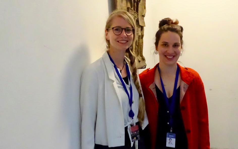 Sara Muff und Simone Brunner vertreten neu die SP.